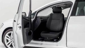 輸入車 福祉車両改造 助手席回転シート