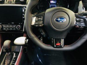スバルレヴォーグに手動運転装置を着けて福祉車両にしました2018年9月②