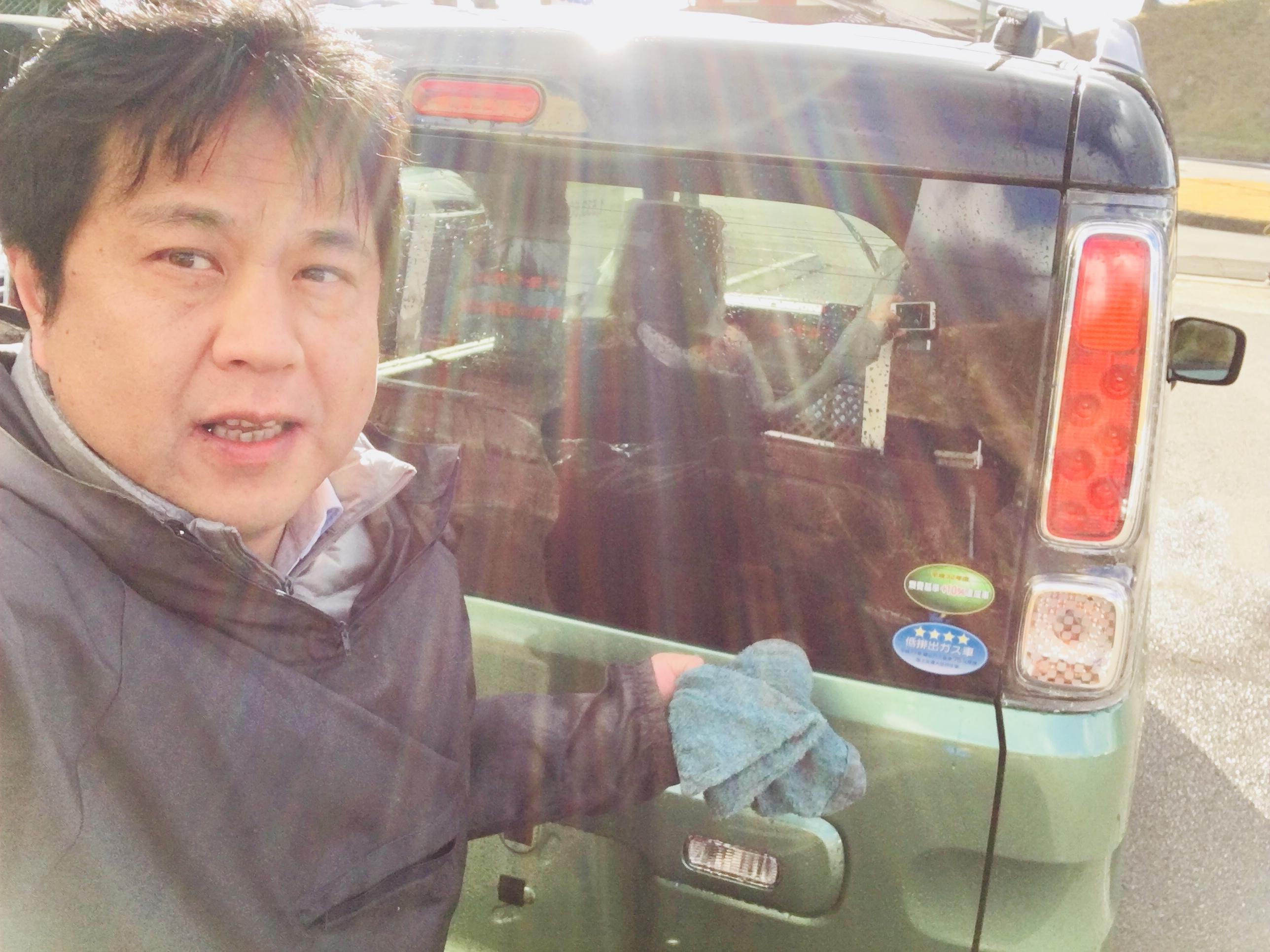 福祉車両改造 マガ日記 201903 曲山安宏 アイウェル (有)曲山自動車整備工場