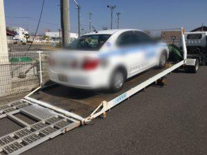 マガ日記 福祉車両改造ブログ20190405 ④