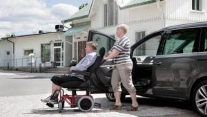 福祉車両改造 後付け回転シート 介護車両改造 カロニー ④