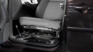 福祉車両改造 後付け回転シート オプション 介護車両改造 ティルダ