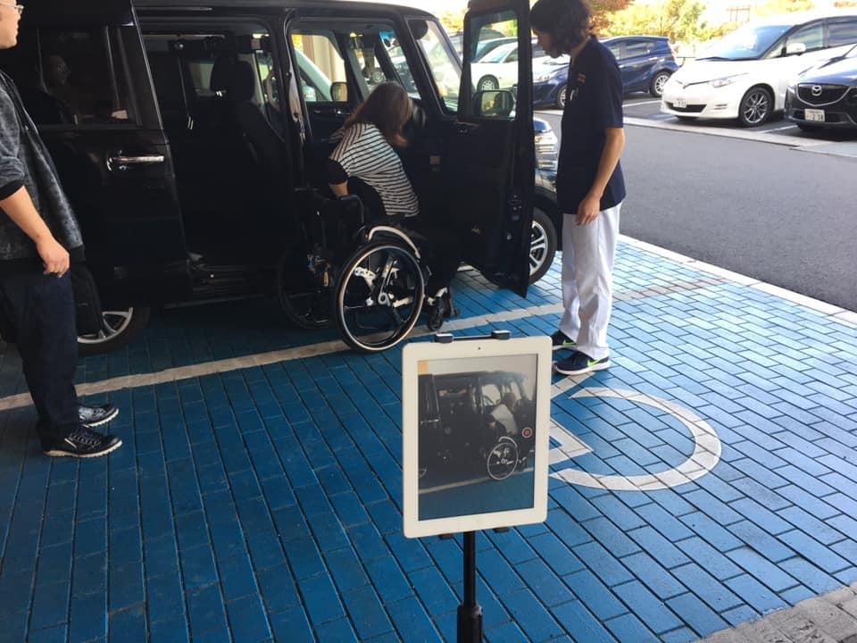 福祉車両改造 ホンダN-BOX 福祉車両へ改造 ①
