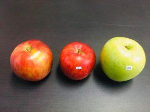 福祉車両 福島県 リンゴ ①