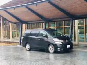 福島県作業療法士会 自動車運転再開支援 試乗体験 20191124 ①
