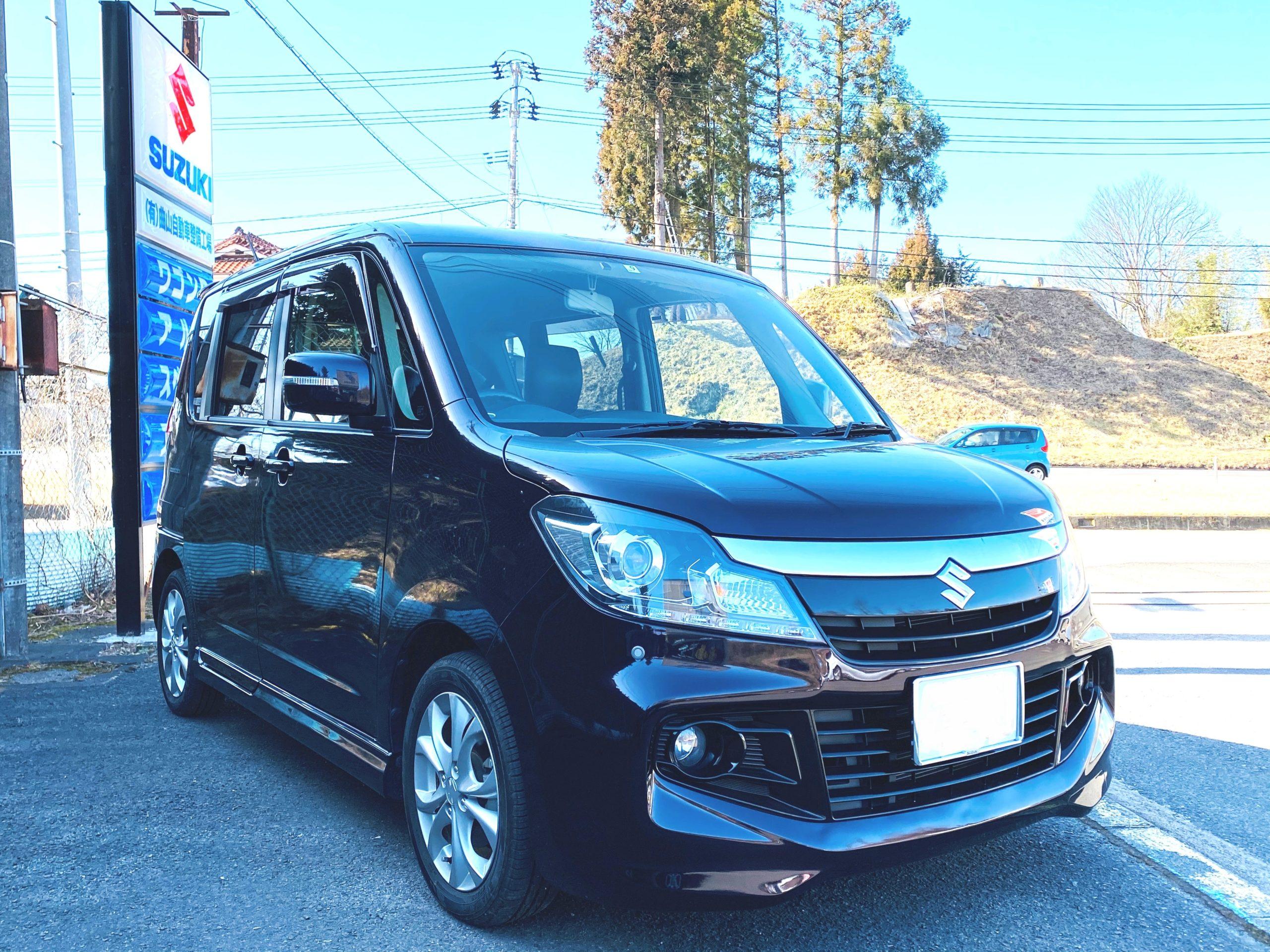 福祉車両改造 スズキソリオバンデット 福祉車両への改造 ①
