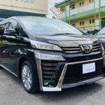 福祉車両改造 トヨタ ヴェルファイア スロープ 電動ウィンチ 福祉車両への改造 202009 ①