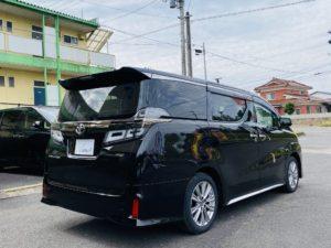福祉車両改造 トヨタ ヴェルファイア スロープ 電動ウィンチ 福祉車両への改造 202009 ③