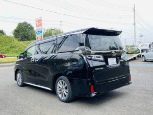 福祉車両改造 トヨタ ヴェルファイア スロープ 電動ウィンチ 福祉車両への改造 202009 ④