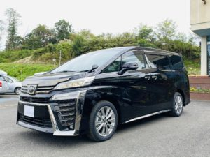 福祉車両改造 トヨタ ヴェルファイア スロープ 電動ウィンチ 福祉車両への改造 202009 ⑤