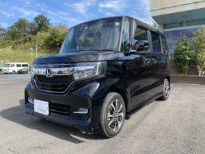 福祉車両改造 ホンダ N-BOX 車いす収納装置 202010 ②