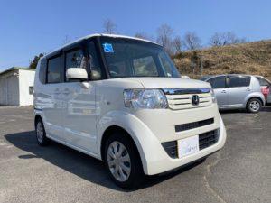 福祉車両改造 ホンダ N-BOX 後付け回転シート 福祉車両への改造 202102 ①