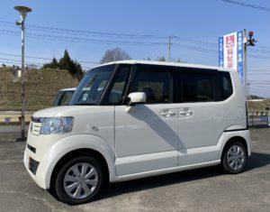 福祉車両改造 ホンダ N-BOX 後付け回転シート 福祉車両への改造 202102 ②
