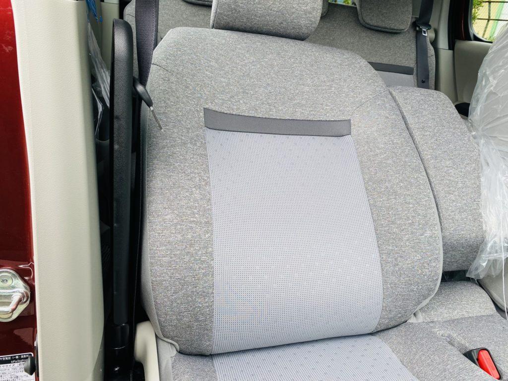 福祉車両改造 トヨタ パッソ 移乗補助シート 福祉車両への改造 自動車運転支援 福島県 202106 ⑧
