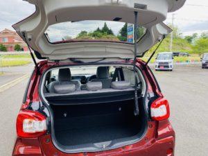 福祉車両改造 トヨタ パッソ バックドア補助ストラップ 福祉車両への改造 自動車運転支援 福島県 202106 ⑬
